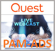 Webinar PAM-ADS Quest Active Administrator Security Explorer